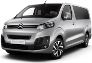 Citroen Spacetourer XL diesel 8 seats