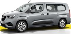 Opel Combo Live XL 7 sedadiel